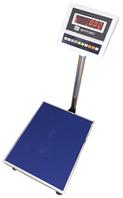Весы со стойкой товарные электронные  ВПЕ-Центровес-405-300-СВ  до 300 кг; точность 50 г