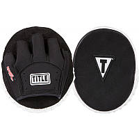 Лапы TITLE Boxing Gel Tech Punch Mitts