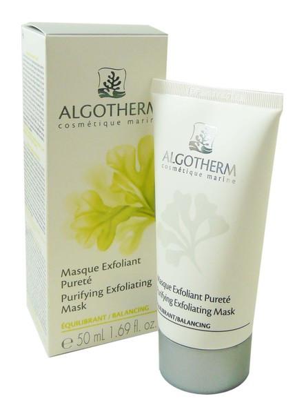 Глубокоочищающая маска Algotherm Equilibrante Purifying Exfoliating Mask 50 мл