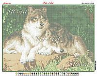Схема для вишивки бісером вовки в Мукачево. Сравнить цены cb813312c29ae