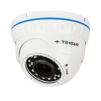 Видеокамера AHD купольная Tecsar AHDD-30V3M-out