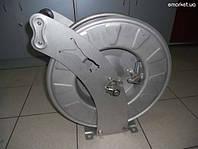 Барабан инерционный нержавеющий для шланга