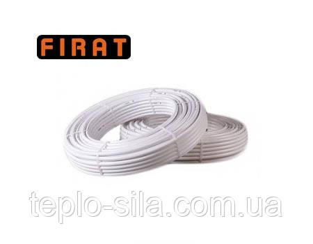 Труба металопластикова firat 26x3 50 м. (тепла підлога)