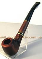 Курительная трубка Финская с оригинальным длинным мундштуком