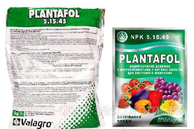 Плантафол 5*15*45 1 кг дозревание плодов