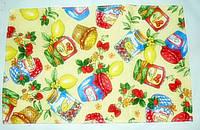 "Кухонное вафельное полотенце ""Варенье"" 55х35см"