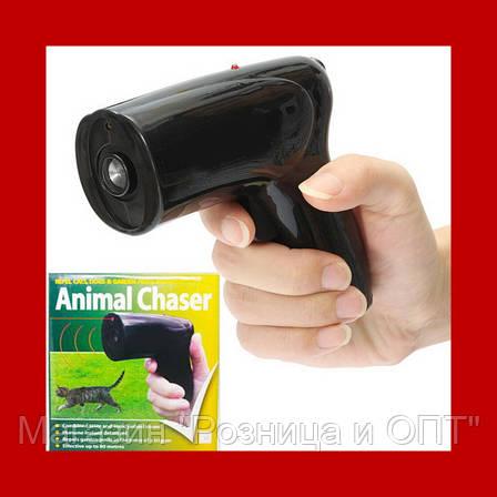 Ультразвуковой отпугиватель собак с лазером Scram Patrol Sonic Animal Chaser JB546!Акция, фото 2