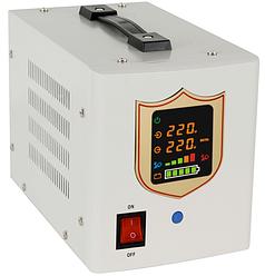 Інвертор AXIOMA Energy AXEN.IA-800 (500Вт 12В) зі стабілізатором