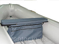Сумка-багажник под сиденье с мягкой накладкой (120х23х2)