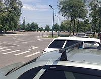 Багажник Лада Калина в штатные места