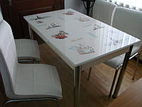 """Комплект стол и стулья для кухни """"Лондон"""" (Лотос-М)"""
