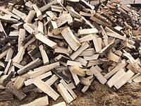 Коллотые сухие дрова по Киеву и области дуб