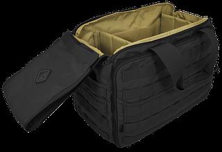 Стрелковая нейлоновая сумка Hazard 4 Spotter, RNG-SPOT-BLK, 30 л, 54 x 28 x 19, черный