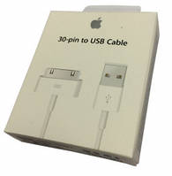 Apple 30-pin to USB cable for iPhone 4/4S/iPad (retail box)