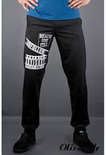 Мужские спортивные штаны Рико черный