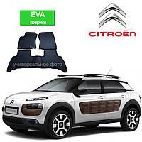 Автоковрики EVA для Citroen C4 Cactus