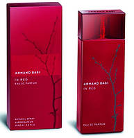 [ Armand Basi In Red edt 100 ml ] Арманд Баси ин Ред красные