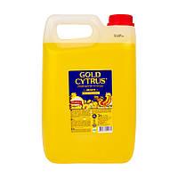 Gold Cytrus 5 л жовтий- рідина для миття посуду