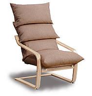 Супер комфорт кресло Бук, Бежевый