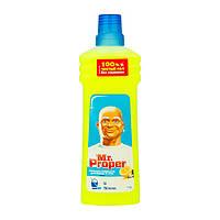 MR Proper 750мл Лимон миючий засіб для підлоги
