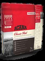 Acana  Classic Red 11,4 кг - корм для собак всех пород и возрастов с мясом ягненка и овсом 11,4кг