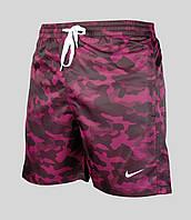Мужские шорты Nike 4091 Камуфляж