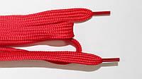 Шнурки плоские (чехол) 10мм. красный, фото 1