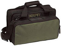 "Сумка для стрелков Kolpin Rangetector Range 20265, 14"" x 7"", серый"
