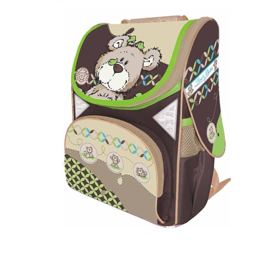 94acdf94631a Рюкзак ортопедический, ранец для девочки Class Чехия 9704 - Mega Toys  Ukraine Интернет магазин игрушек