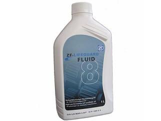 Трансмиссионное масло АКПП ZF LIFEGUARD FLUID 8 ZF S671.090.312 (1л)