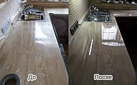Полировка мраморных подоконников