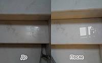 Полировка мраморных ступеней