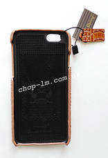 "Чехол для iPhone 6S ""Кожа крокодила"" , фото 2"