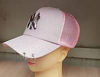 Летняя женская бейсболка