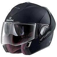 Шлем Shark EVOLINE 3 black matt L HE9355EKMA
