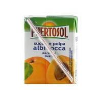 Сок абрикосовый с мякотью Puertosol 200 мл Италия