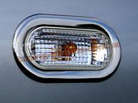 Окантовка повторителей поворотов Omsa на Volkswagen Up 2011