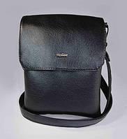 Мужские наплечные сумки из искусственной кожи