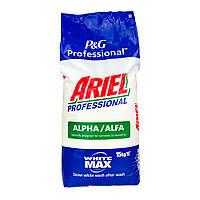 ARIEL пральний порошок 15 кг автомат Альфа