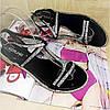 Спортивные женские сандалии