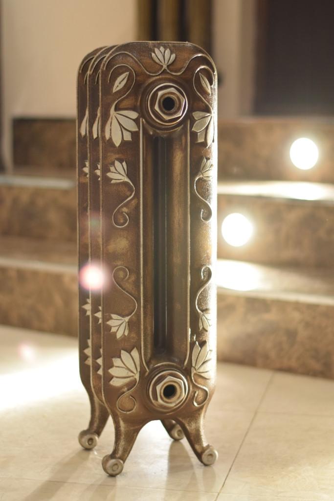Чугунный радиатор ATENA RETROstyle.