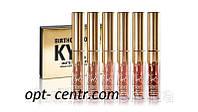 Набор Жидких Матовых Помад Kylie Jenner Birthday Edition, фото 1