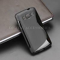 Чехол для LG L60 (X135, X145) Черный