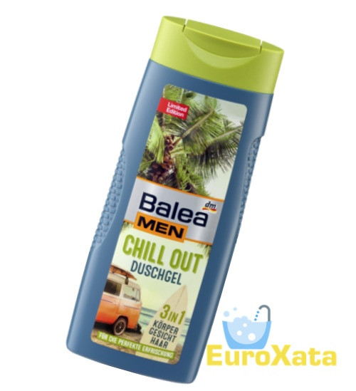 Гель для душа BALEA Men Chill Out Duschgel 3 in1 (300 мл)