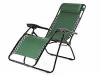 Кресло-лежак садовое Patio 449030 Relax Zielony