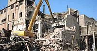 Демонтаж зданий и сооружений, любой сложности, в любом регионе Украины.