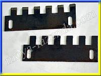 Зубчатые ножи для корнерезки