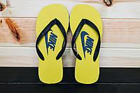 Мужские вьетнамки Nike, шлёпки, тапки (найк)