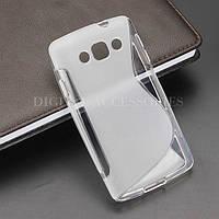 Чехол для LG L60 (X135, X145) Прозрачный, фото 1