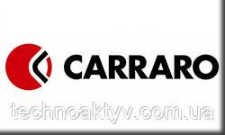 Карраро (Carraro) - мировой лидер по производству систем передачи энергии: мостов и трансмиссий для сельскохозяйственной, строительной, и погрузочной техники. Штаб-квартира находится в Италии.  CARRARO специализируется на производстве мостов, редукторов, осей и деталей трансмиссии:  рулевые тяги, мосты, коробки передач, бортовые редукторы, оси, полуоси, рем.комплекты цилиндров управления, втулки, сальники, ступицы, сателлиты, шкворни, кулаки, крестовины, планетарные крышки, наконечники, фрикционы, подшипники, манжеты, дифференциалы, многих других запасных частей ходовой. Основа качества деталей и запчастей Carraro – высокоточное производство и многолетний опыт испытаний в самых суровых условиях.  Запчасти Carraro устанавливаются в заводской комплектации на такие марки спецтехники, как:  CATERPILLAR KOMATSU VOLVO LIEBHERR TEREX CASE NEW HOLLAND JOHN DEERE FIAT-HITACHI DEUTZ LINDE DAEWOO O&K XCMG FORD CLAAS SANY SDLG AMKODOR KONE SAME RENAULT WIRTGEN MERCEDES RANDON AGCO KRAMER CLARK VALTRA FOTON MASSEY FERGUSON LANDINI LIUGONG MANITOU SENNEBOGEN и многие другие
